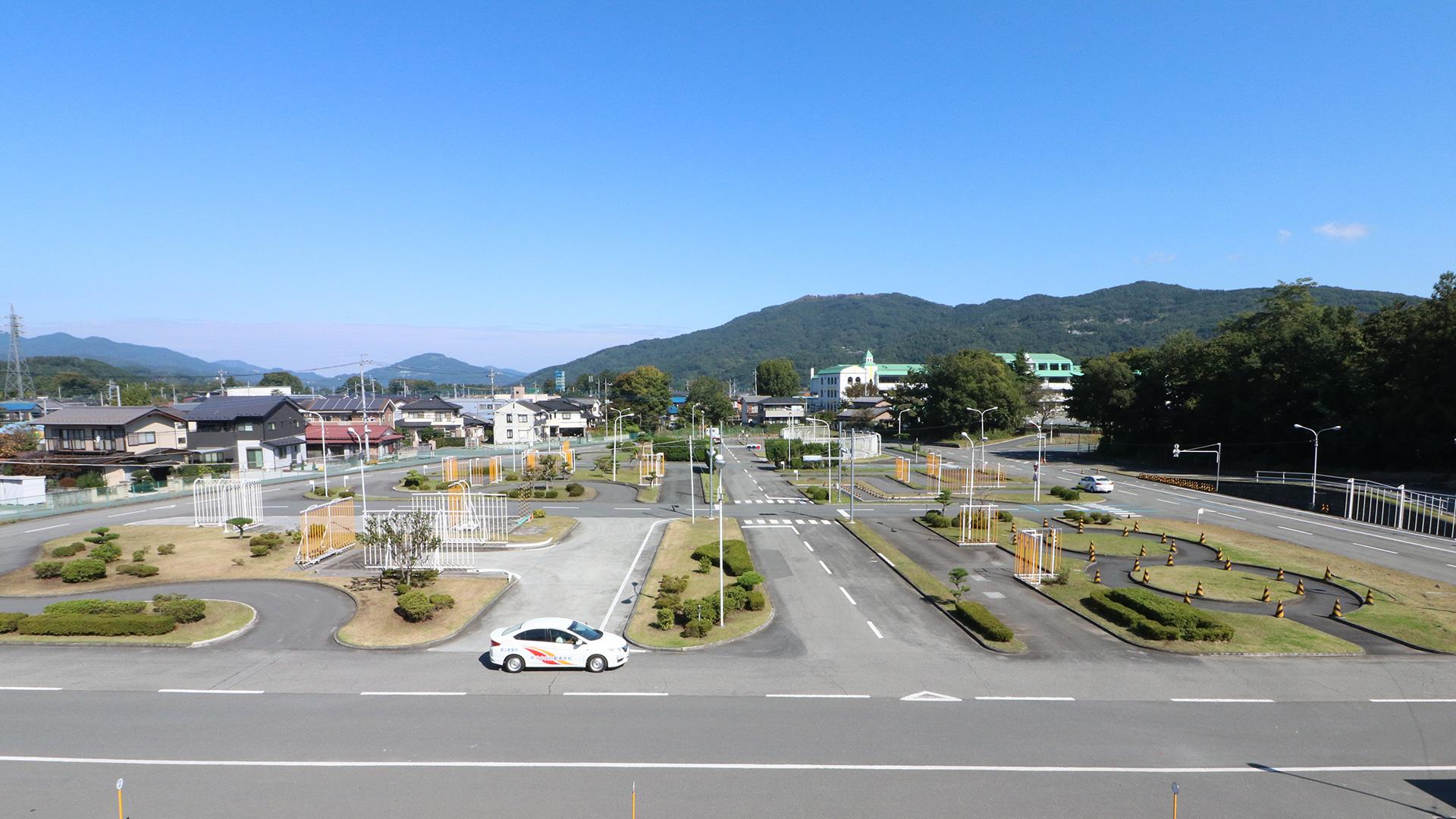 秩父中央自動車学校:メインイメージ